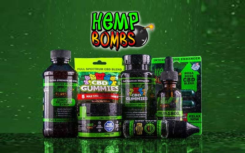Hemp Bombs Review & Coupons