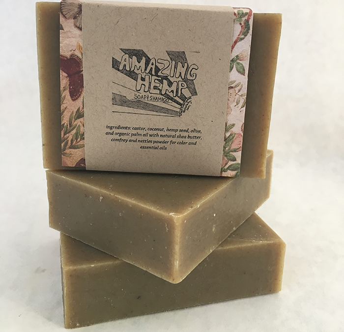 Hemp Soap | Benefits Of Using Hemp Soap
